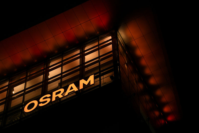 Advent considering joining Bain in pursuit of Osram - Bloomberg By Reu
