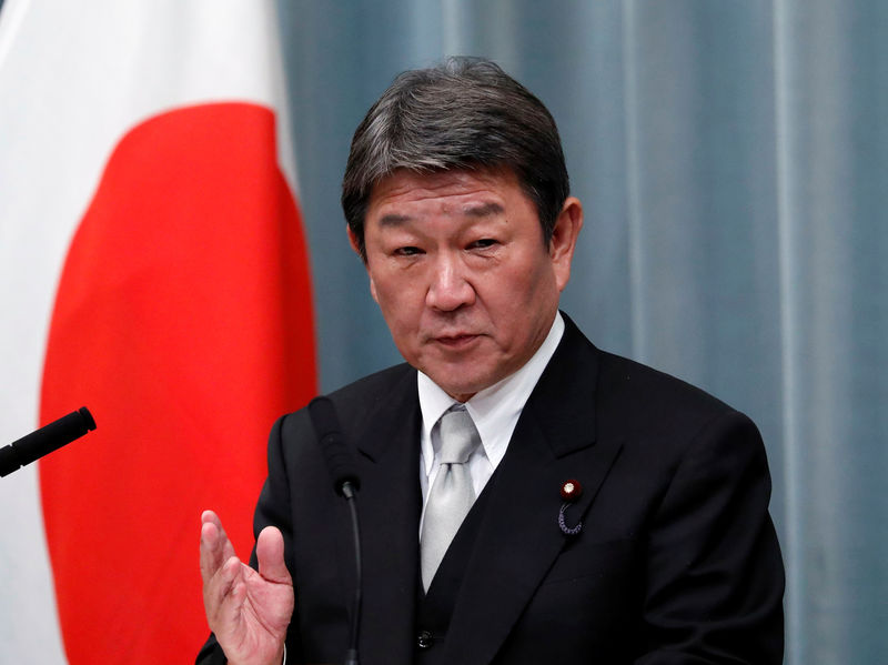 U.S.-Japan trade talks will bring peace of mind to farmers, automakers