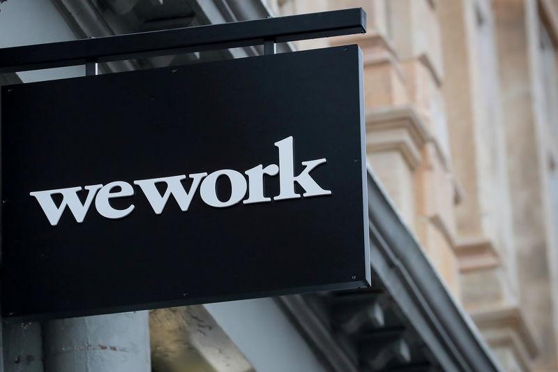 SoftBank turns against WeWork's parent CEO Neumann - sources By Reuter