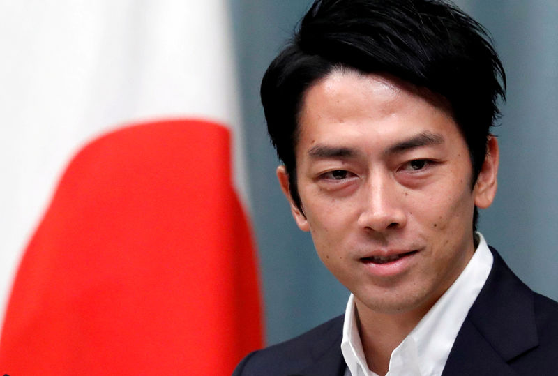 Make climate fight 'sexy,' says Japan's new environment minister By Re