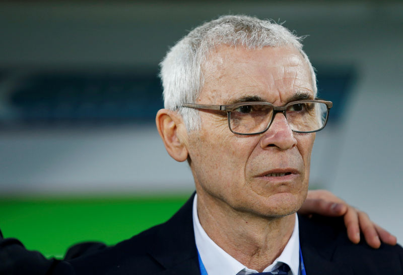 Cuper leaves Uzbekistan following Palestine loss