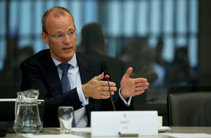 Given uncertainty, Knot says ECB inflation policy should be reconsidered
