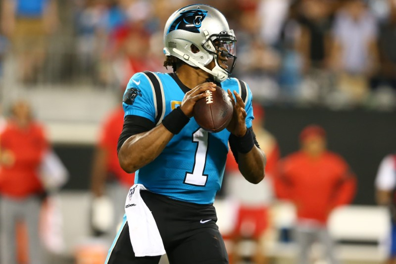NFL notebook: Newton reportedly has Lisfranc injury By Reuters