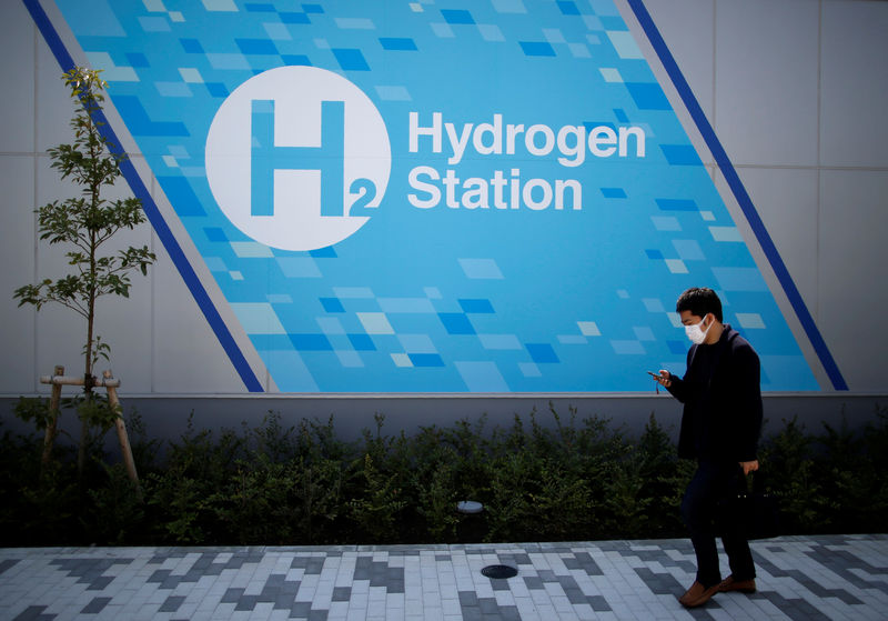 Japan draws support for global hydrogen proposals, including refueling