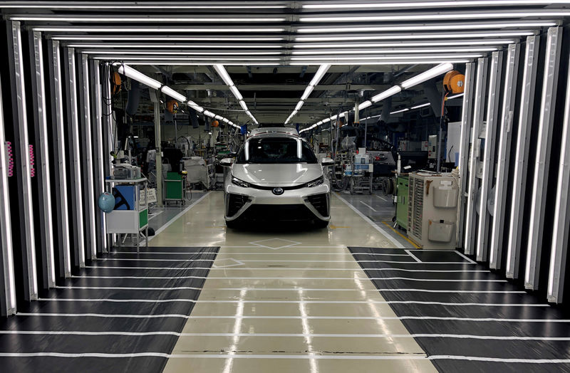 Toyota to develop hydrogen fuel cars with Chinese partners FAW, GAC By