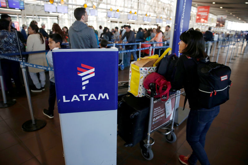 Latam Airlines shares jump over 30% after Delta says it will buy stake