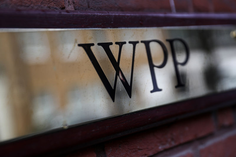 WPP poaches Sainsbury's Rogers to be finance chief By Reuters