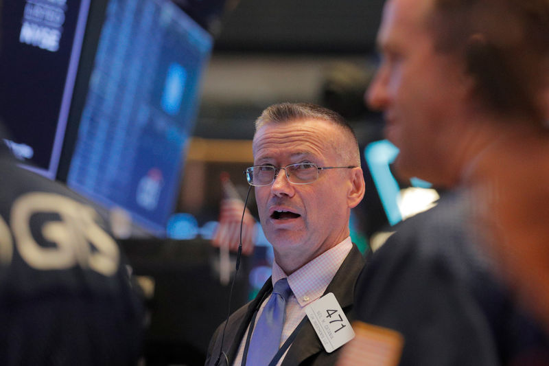 Wall Street tumbles as factory activity hits 10-year low