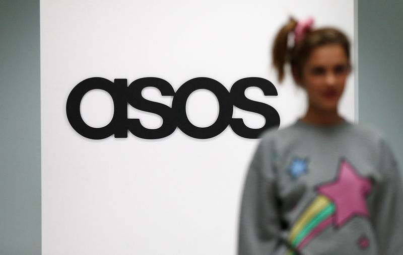 ASOS shakes up board to revive fortunes By Reuters
