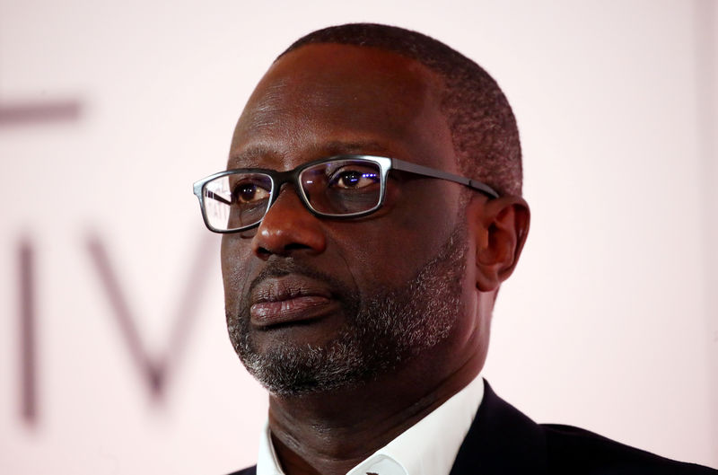 Banker defections pose challenge for Credit Suisse's Thiam By Reuters