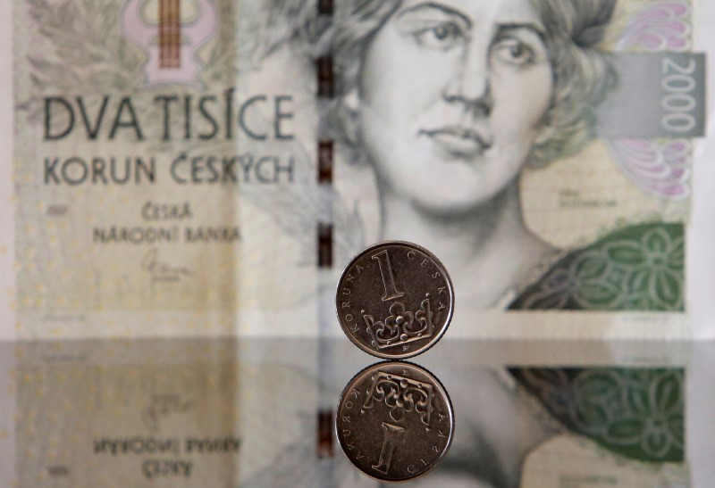 Most CEE currencies seen returning to gains in the next year: Reuters poll