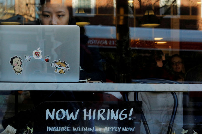 U.S. unemployment rate hits 3.5%; job growth moderate By Reuters