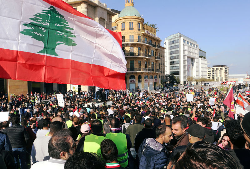 Who will buy Lebanon's Eurobond? Not us, say foreign fund managers By