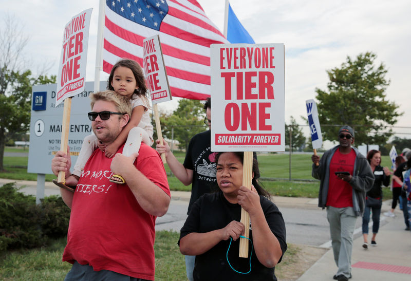 UAW sees 'good progress' on key issues to try to resolve GM strike