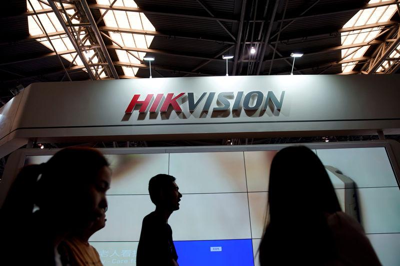 U.S. puts Hikvision, Chinese security bureaus on economic blacklist