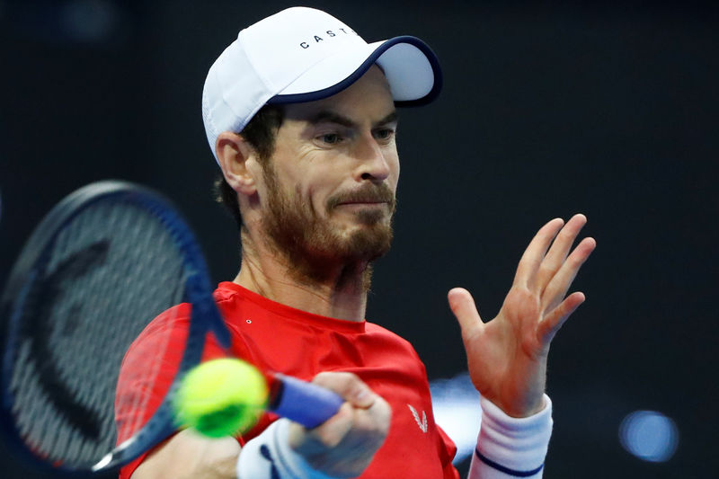 Murray to make Grand Slam singles return at Australian Open By Reuters