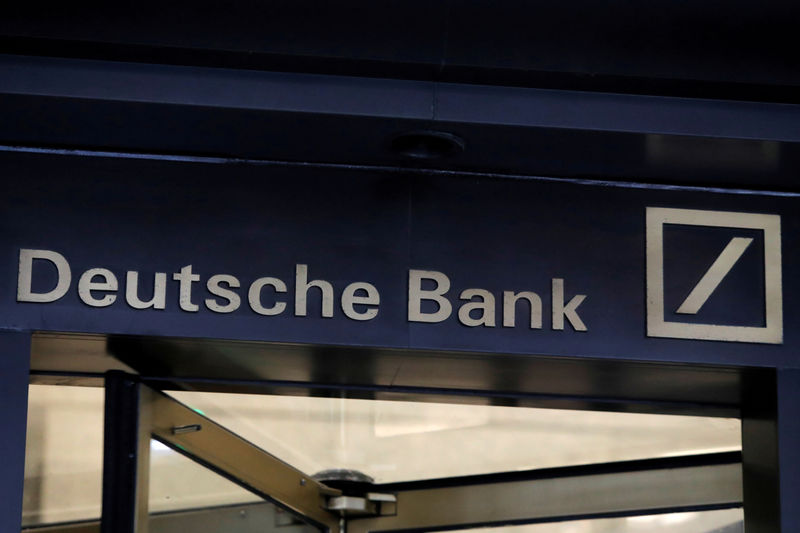 Deutsche Bank says it is too early to comment on details of job cuts B