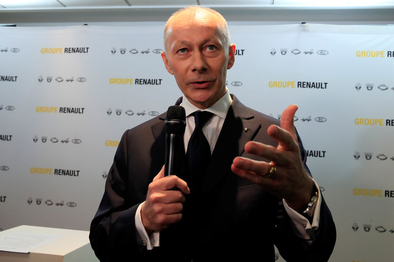 Renault to start search for new CEO: Le Figaro By Reuters