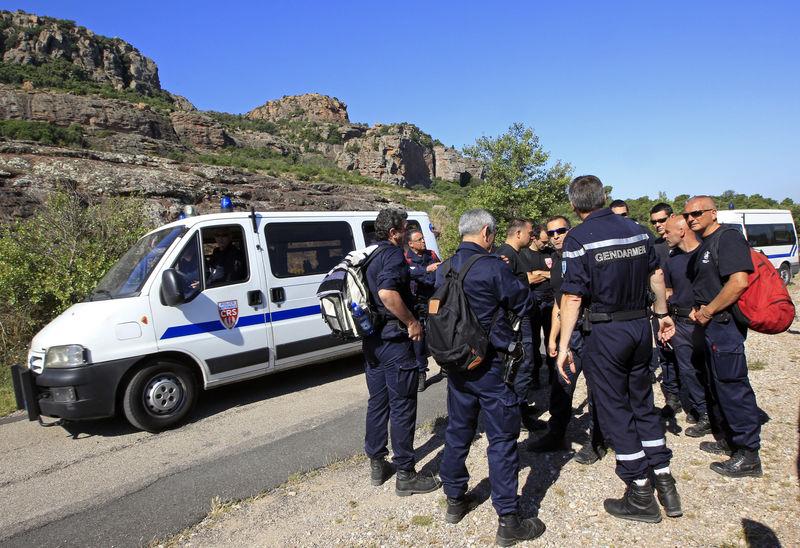 © Reuters. Ксавье Дюпон де Лигонн арестован в Глазго