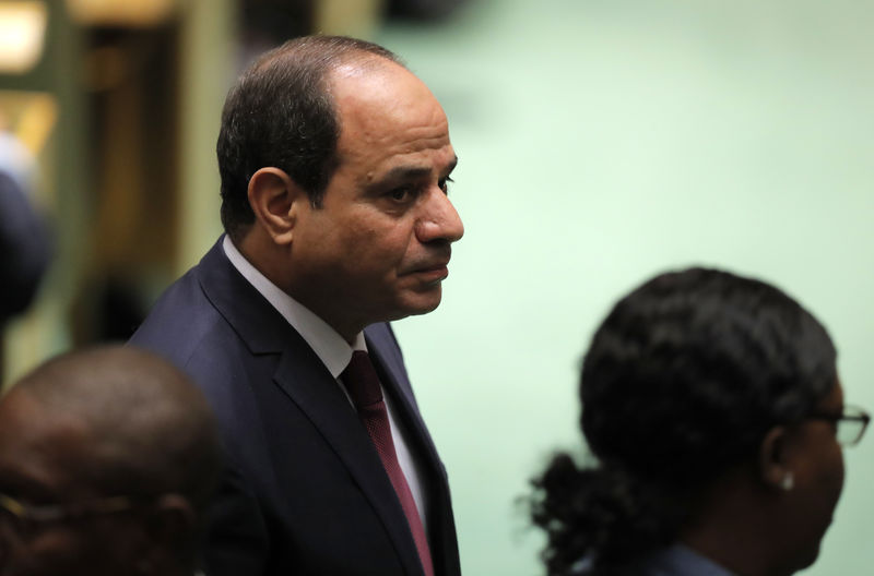 Leaders of Egypt and Ethiopia to meet on Nile dam standoff: Sisi By Re