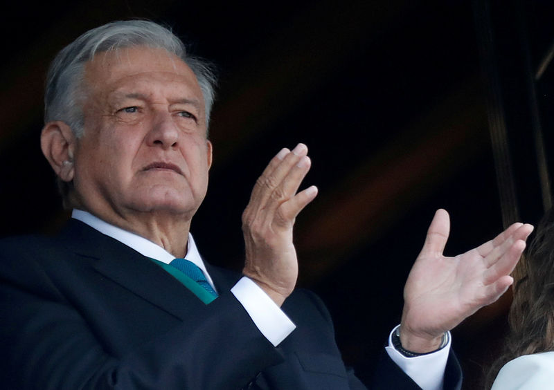 Mexico president urges USMCA ratification, vowing to implement labor r