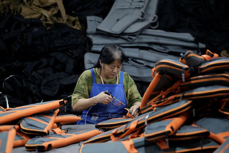 Le commerce extérieur chinois en déclin sous l'effet des taxes US Par