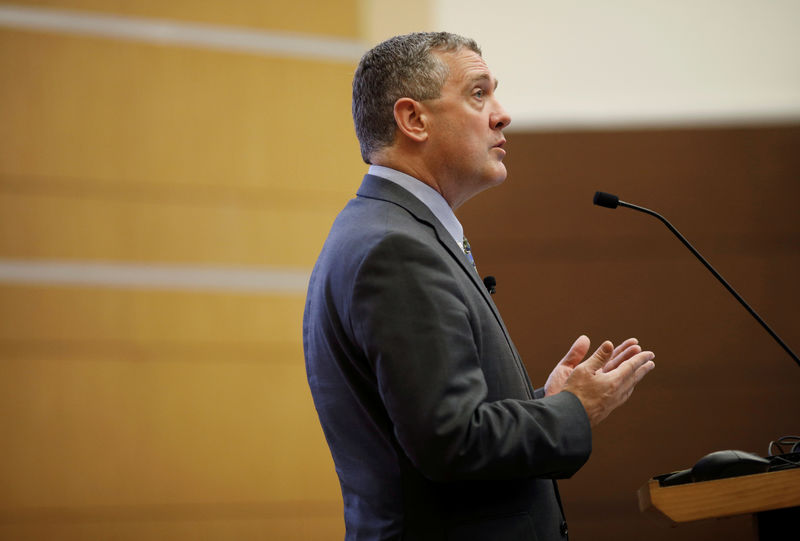 Fed's Bullard: risks remain high, Fed on 'meeting by meeting' basis By