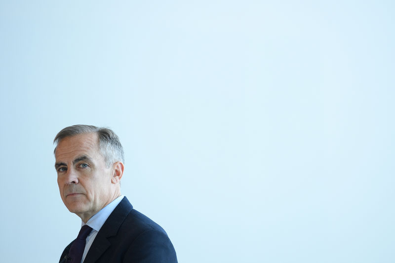 BoE's Carney sees ample time for smooth transition to next governor By