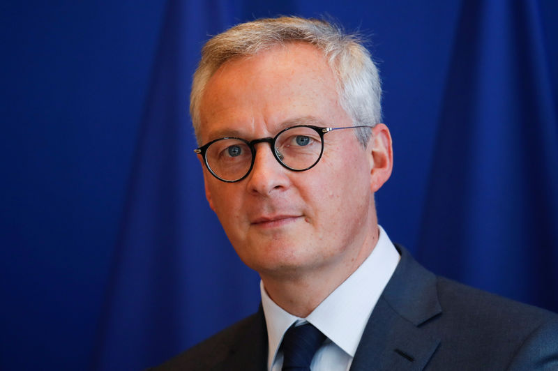 France urges EU tax on airplane and ship fuel By Reuters