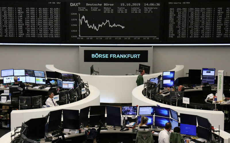 European shares tepid before Brexit talks resume By Reuters