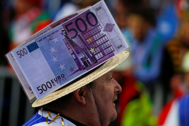 Euro zone inflation drops more than foreseen, trade surplus widens By