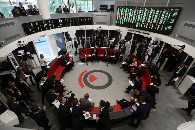 London Metal Exchange to hike trading and clearing fees from January 2
