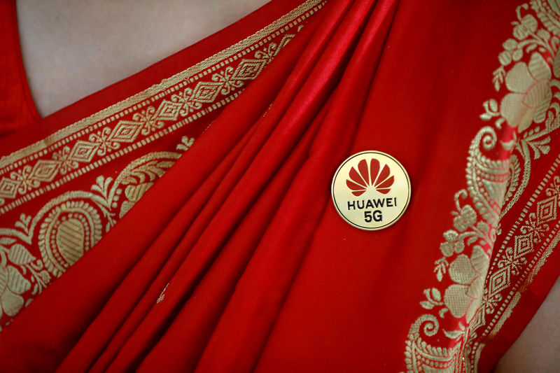 Huawei unveils new 5G antennae ahead of China ramp By Reuters