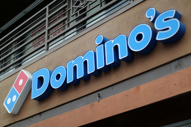 Britain's Domino's Pizza to exit four international markets By Reuters