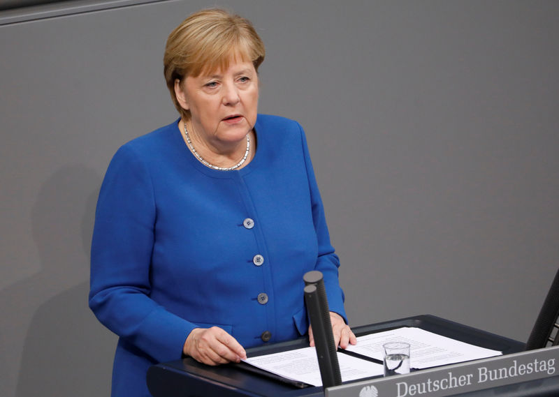 Merkel wants to discuss EU budget discount for Germany after Brexit By