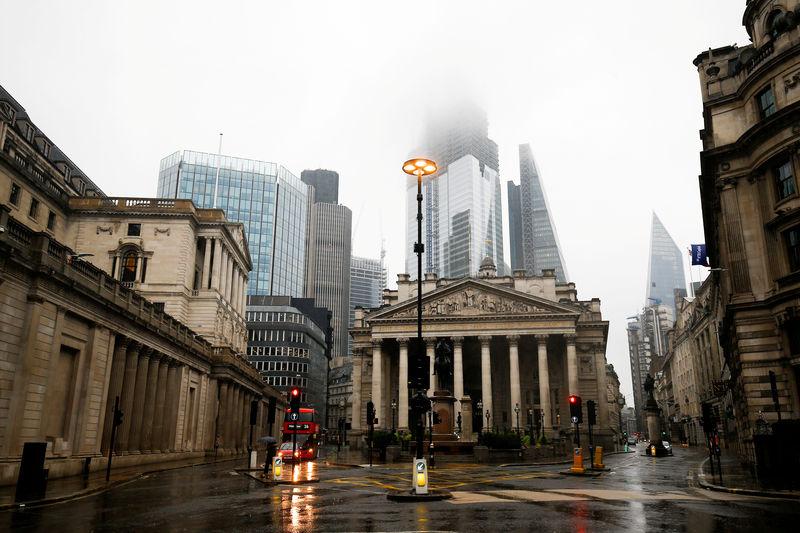 UK lenders see worst outlook for business loans since 2008: BoE survey