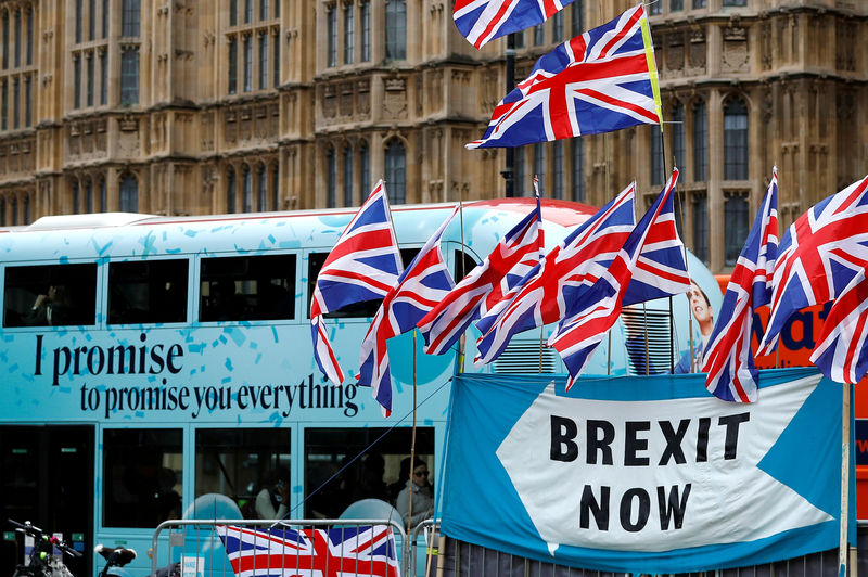 Britain clinches Brexit deal, Johnson now faces parliament hurdle By R