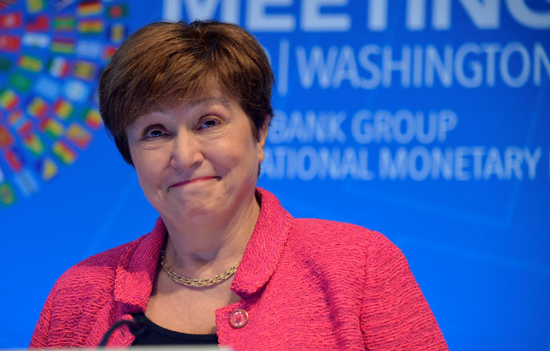 IMF will stand by Argentina during crisis - Georgieva By Reuters