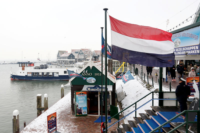 Going Dutch? Low interest rates rattle 'world's best' pension system B