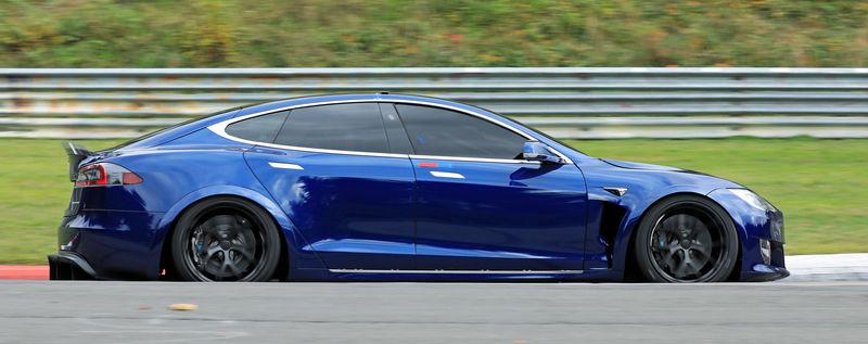 Tesla's Nuerburgring run revs up debate over speed records By Reuters