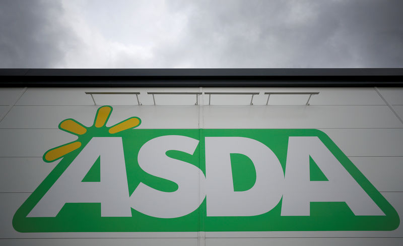 Walmart's Asda agrees $4.9 billion Rothesay Life pension deal By Reute