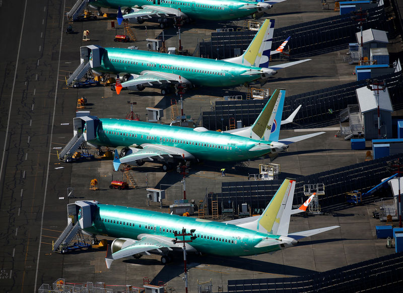 Boeing 2016 internal messages suggest employees may have misled FAA on