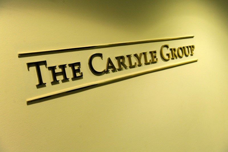Carlyle Group quits $1 billion U.S. oil export project By Reuters