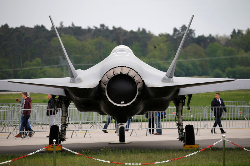 Pentagon says decision on full-rate F-35 jet production possibly delay