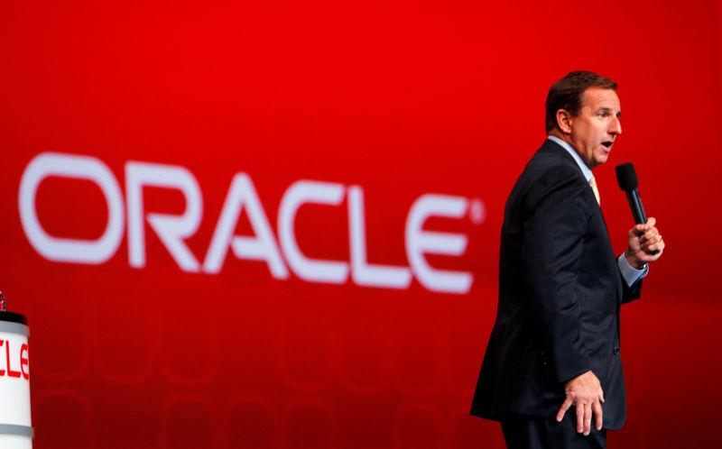 Oracle co-CEO Mark Hurd dies at 62 By Reuters