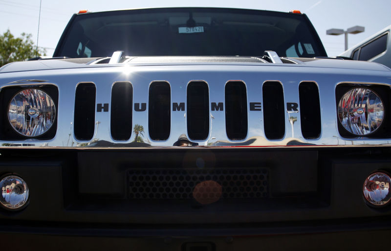 Exclusive: Electric Hummer could be part of GM's move into EV trucks,