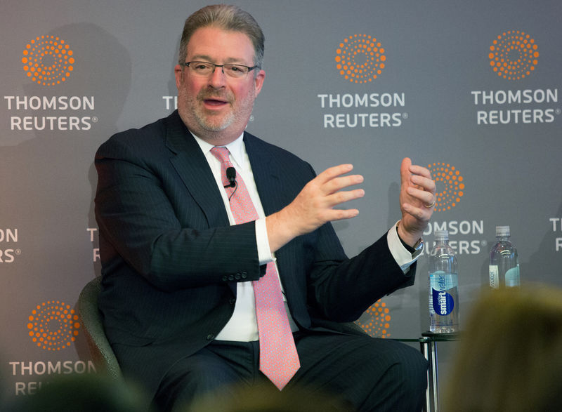 Thomson Reuters says engaged in CEO succession planning