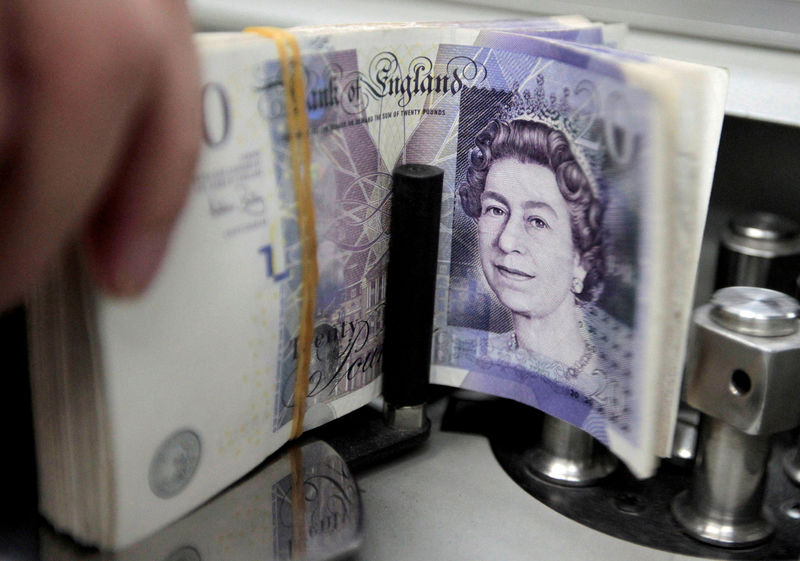 Sterling slips from five-month high after Brexit plan hits snag By Reu