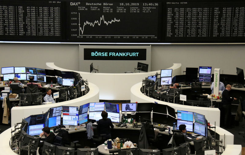 European shares rise amid Brexit tussle as focus shifts to earnings