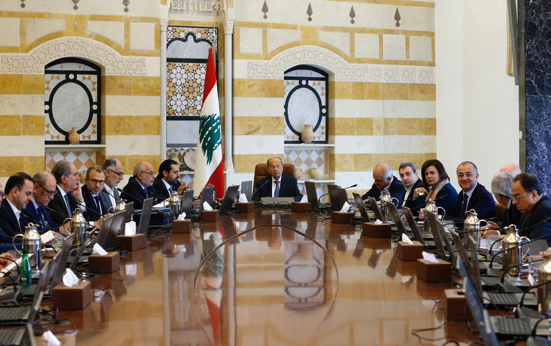 Facing protests, Lebanon approves emergency economic reforms By Reuter
